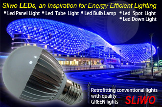 Sliwo Led,an Inspiration for Energy Efficient Lighting. Led Panel Light,Led Tube Light,Led Bulb Lamp,Led Spot Light,Led Down Light,Led Ceiling Lamp...