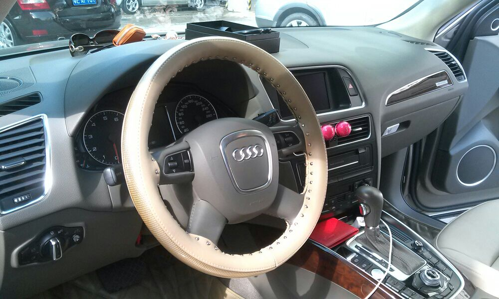 Innovative Steering Wheel Cover
