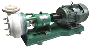 SLIWO Fluoroplastic Centrifugal Chemical Pump, Corrosion Resistant Pump